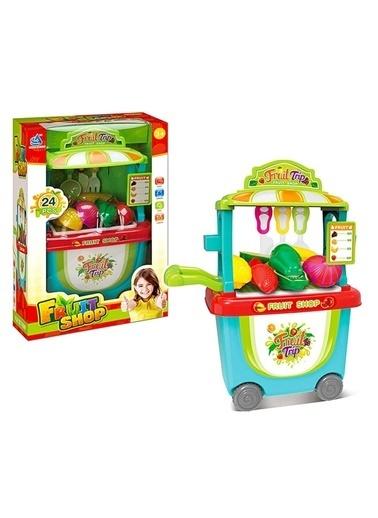 Birlik Oyuncak Birlik Oyuncak Manav Dükkanı 24 Parça Renkli